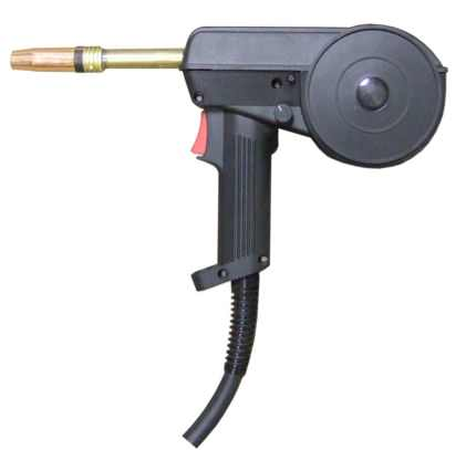 UNIVERSAL SPOOL GUN 240A - FITS ANY MIG