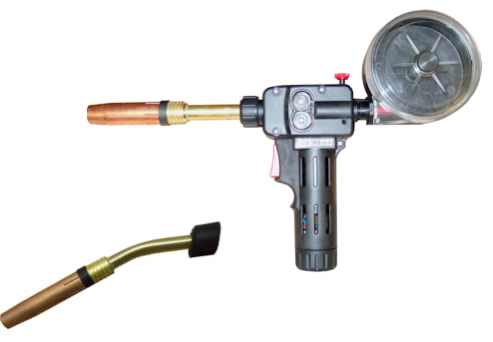 UNIVERSAL SPOOL GUN 360A - FITS ANY MIG