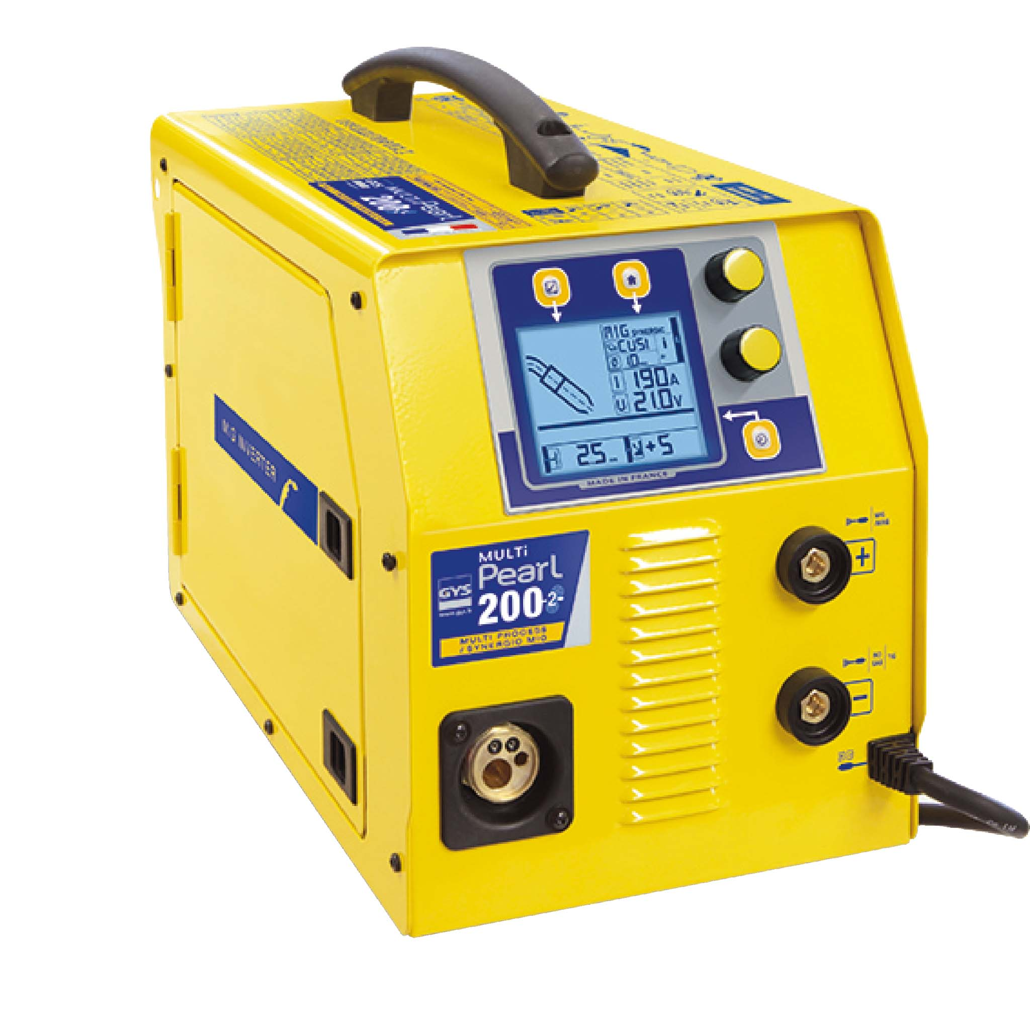 GYS MULTIPEARL 200-2 110V / 240V Multi-process welder