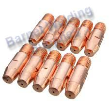 PACK 10 - 500 CONTACT TIP 1.0 STD M8
