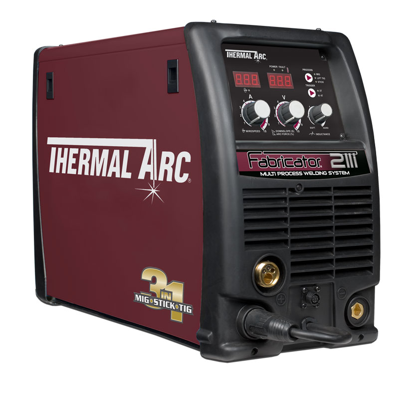 Thermal Arc Fabricator 211i Multiprocess Inverter