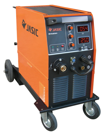 JASIC MIG 250 INVERTER COMPACT - HIRE £119.95 INC VAT PER WEEK