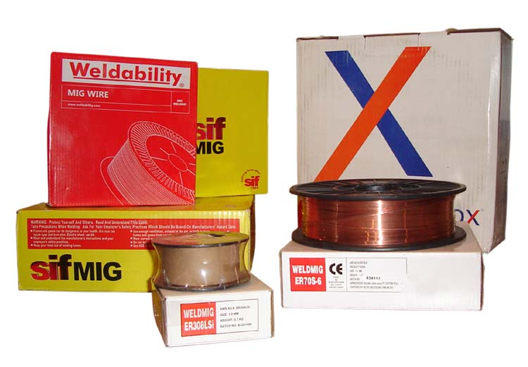 WELDMIG - GASLESS FLUX CORED MIG WELDING WIRE 0.8mm 0.45Kg